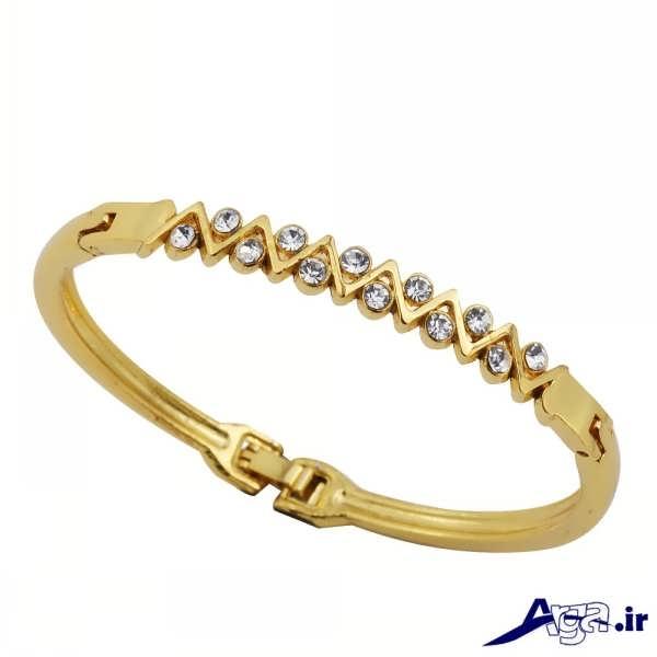 مدل های دستبند طلا جدید و زیبا