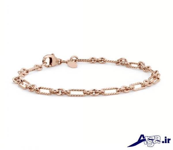 مدل دستبند طلا مدرن