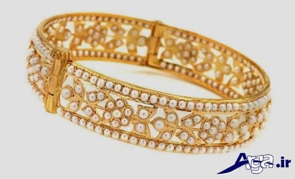 مدل دستبند طلا به روز