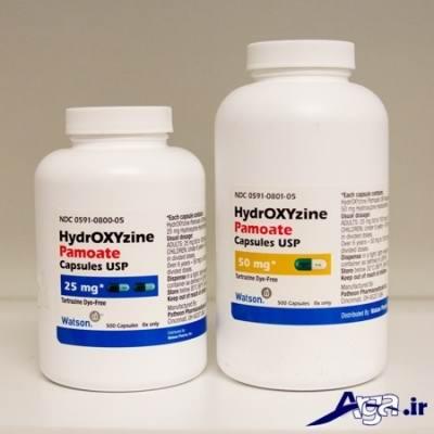 موارد مصرف شربت هیدروکسی زین