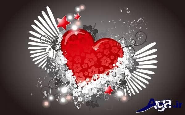 عکس های قلب زیبا