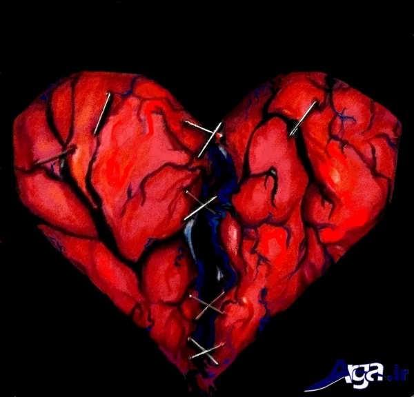 عکسهای دل شکستن عاشقانه