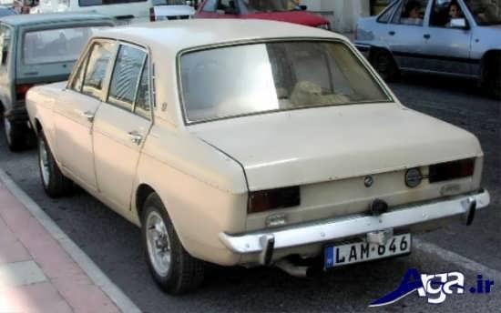 عکس ماشین قدیمی و زیبای پیکان