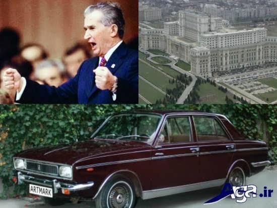 تاریخچه تولید ماشین پیکان