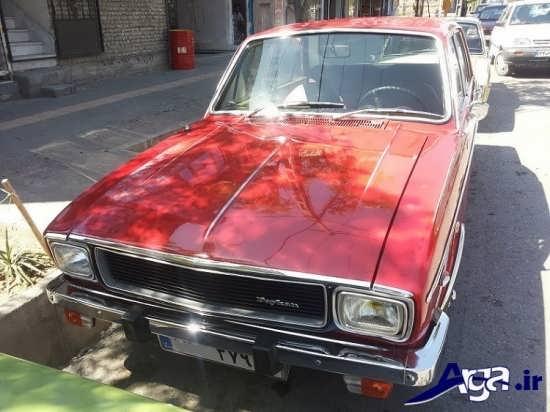 ماشین محبوب ایرانی پیکان