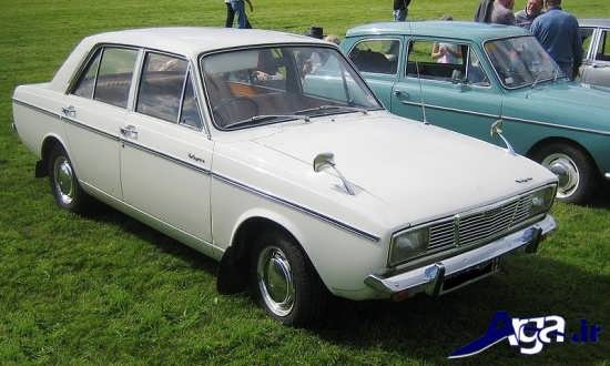 عکس ماشین قدیمی پیکان