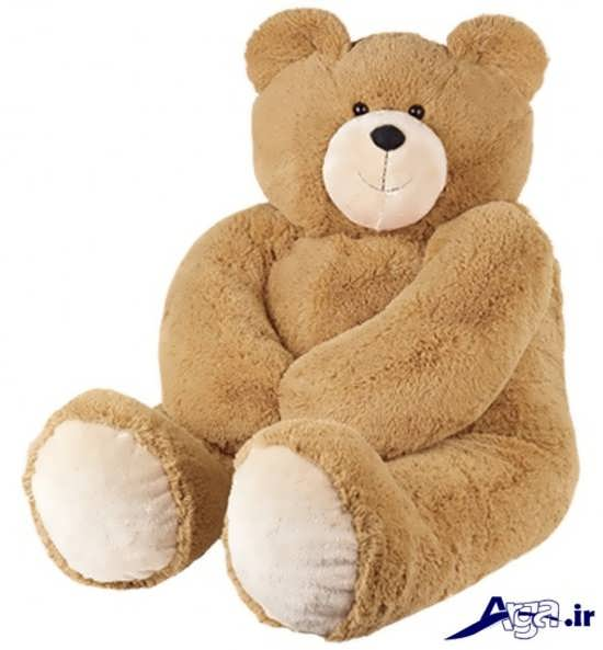 عکس خرس عروسکی بزرگ
