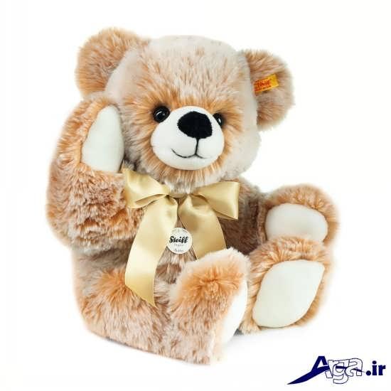 نحوه عروسک عکس خرس عروسکی و فانتزی با طرح های زیبا