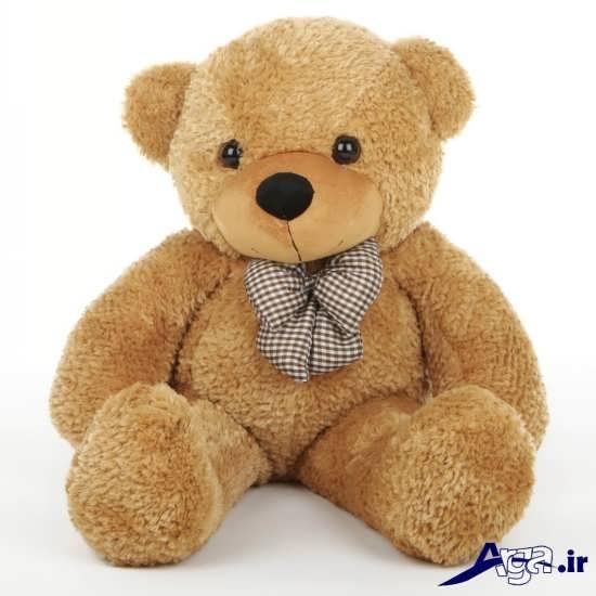 عکس خرس عروسکی منحصر به فرد