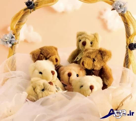 عکس خرس های عروسکی کوچک
