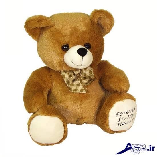 عکس خرس عروسکی عاشقانه