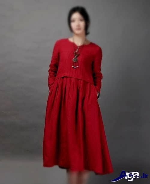 مدل مانتو کره ای بسیار زیبا