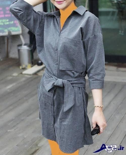 مدل مانتو کره ای مدرن