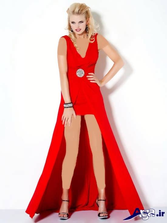 لباس مجلسی جدید بلند دخترانه