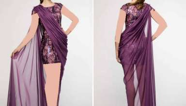 لباس مجلسی دخترانه بلند جذاب