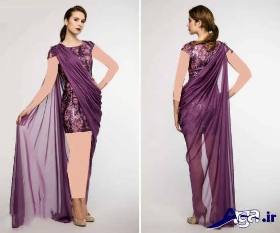 جذاب ترین مدل لباس مجلسی بلند دخترانه