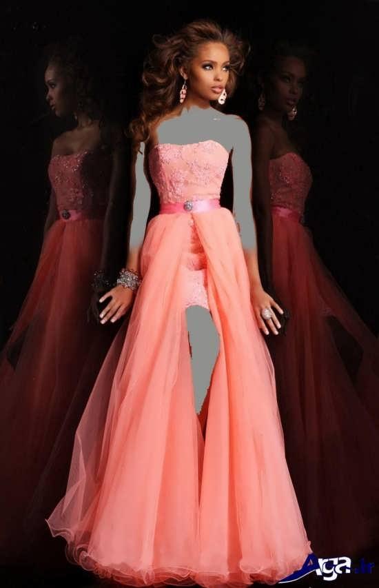 لباس مجلسی فوق العاده زیبا بلند دخترانه