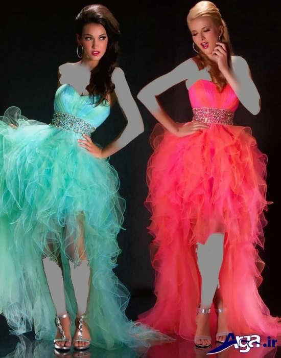مدل های لباس مجلسی بلند دخترانه95