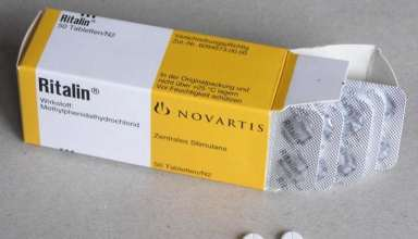 شایع ترین عوارض جانبی داروی ریتالین