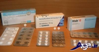 موارد مصرف قرص ریتالین