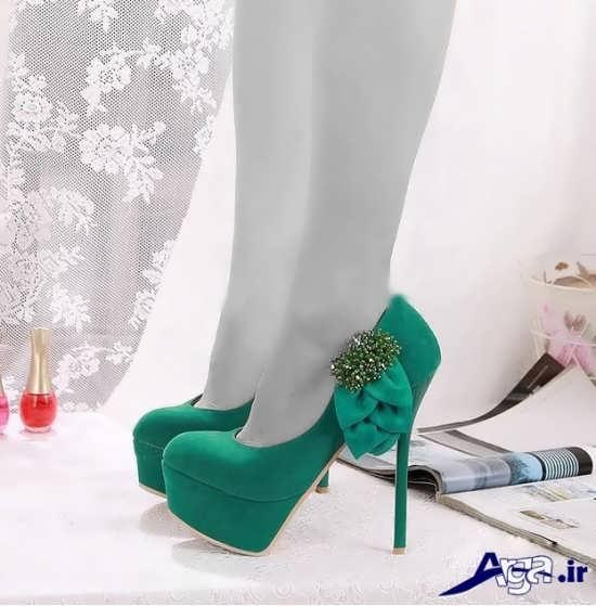 کفش مجلسی زنانه مدرن و زیبا