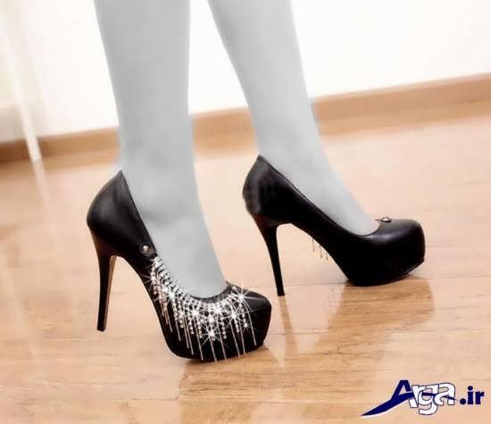 مدل کفش مجلسی زنانه فوق العاده زیبا