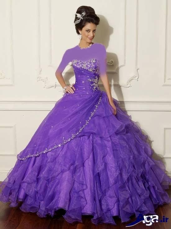لباس پرنسسی زنانه