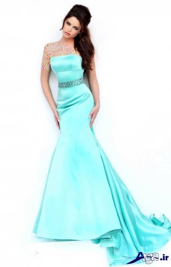مدل لباس پرنسسی دخترانه بسیار زیبا