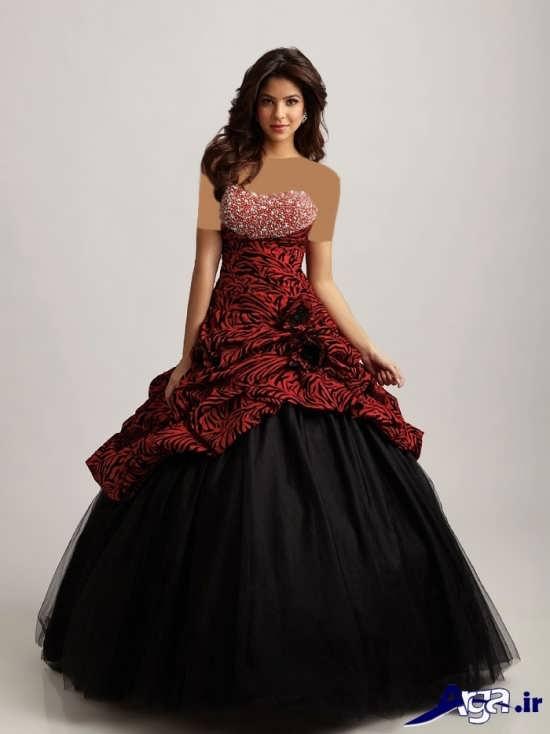مدل های لباس پرنسسی جدید