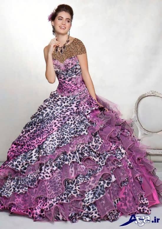 مدل لباس پرنسسی زیبای دخترانه