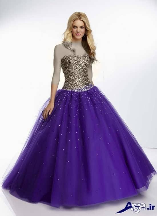 مدل لباس پرنسسی فوق العاده شیک