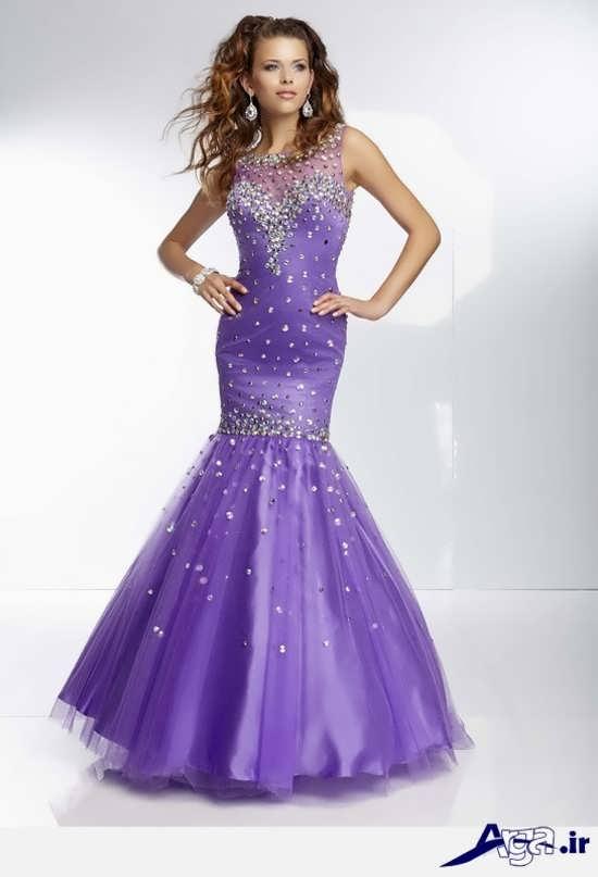 مدل لباس پرنسسی مدرن