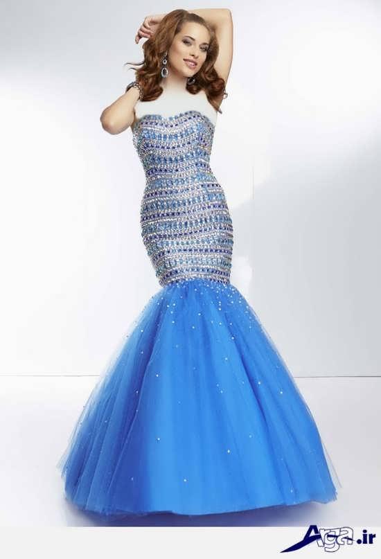 مدل لباس پرنسسی زیبا