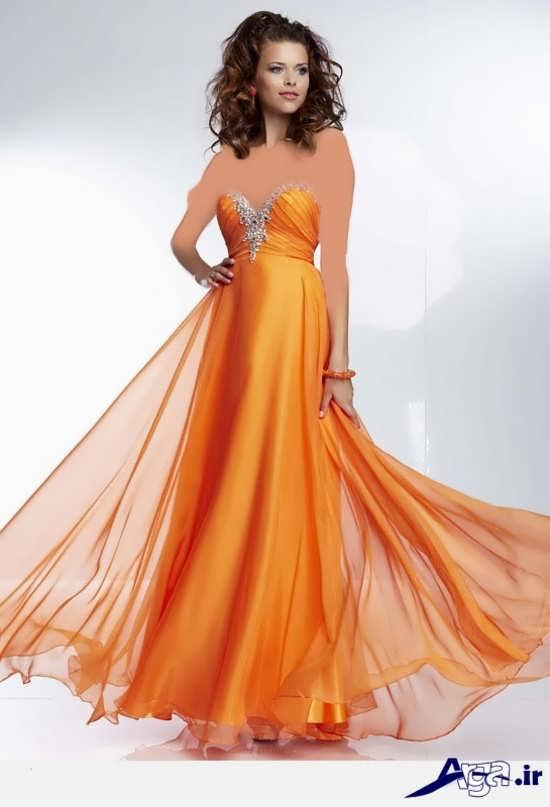 مدل لباس پرنسسی جدید و زیبا