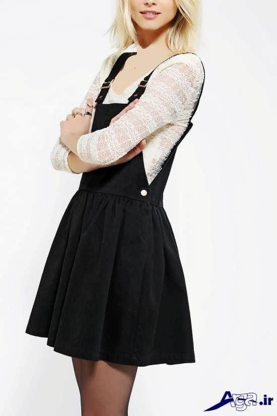 مدل سارافون زنانه مشکی