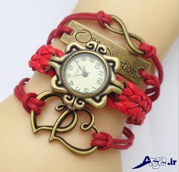 مدل ساعت مچی دخترانه