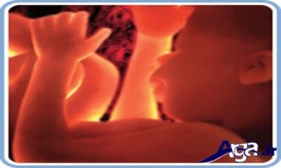 تغییرات زنان در ماه 6 بارداری