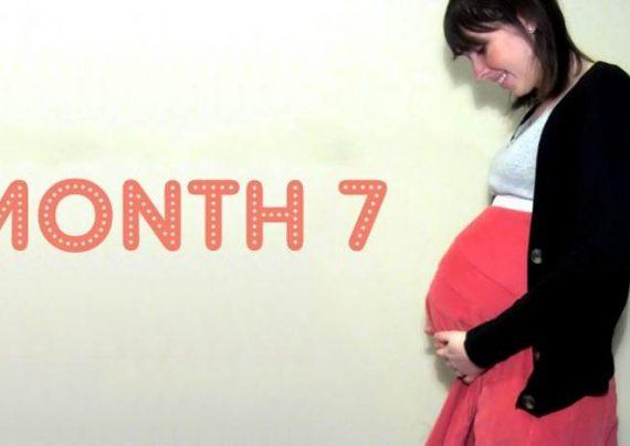 آزمایشات ماه هفتم بارداری