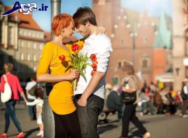 عکس های عاشقانه جدید مدرن