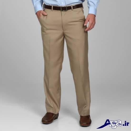 مدل شلوار مردانه پارچه ای