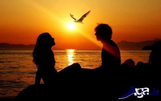 عکس های رمانتیک