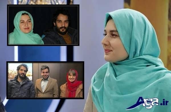 عکس های گلوریا هادی در برنامه تلویزیون