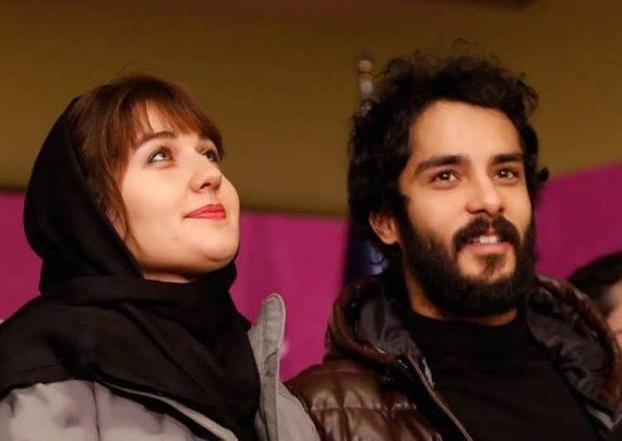 عکس های ساعد سهیلی و همسرش