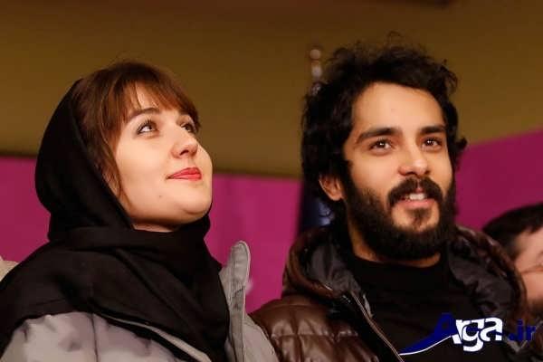 عکس گلوریا هادی و ساعد سهیلی