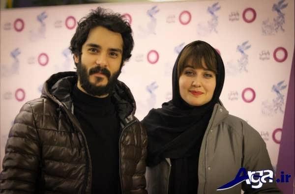 عکس های ساعد سهیلی و همسرش گلوریا