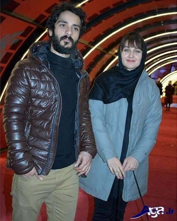 عکس های ساعد سهیلی و همسرش گلی