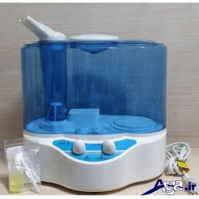 تاثیرات دستگاه بخار ساز در کاهش درد گلو