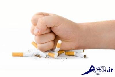 تاثیرات سیگار در گلو درد و چگونگی ترک آن