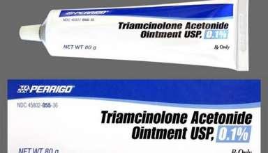شایع ترین عوارض جانبی تریامسینولون