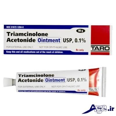 موارد مصرف تریامسینولون